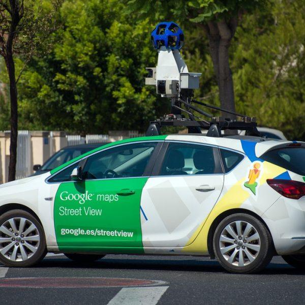 O que é Google Street View Trusted?