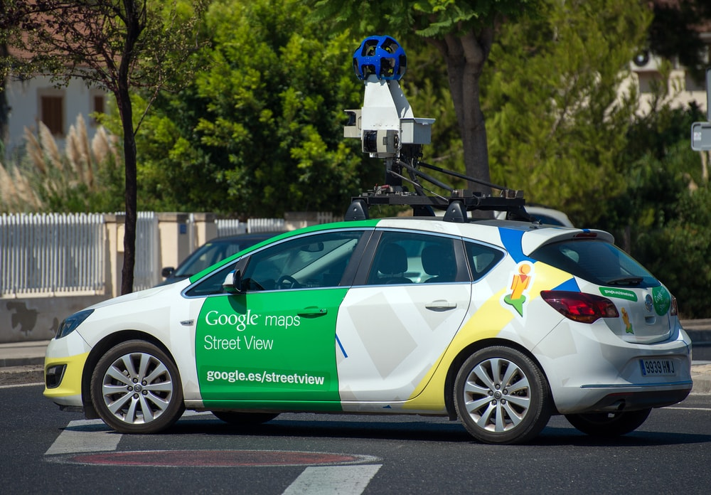 O que é Google Street View Trusted?
